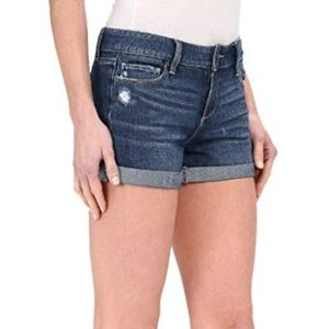 26 Paige Jimmy Jimmy shorts cuffed denim